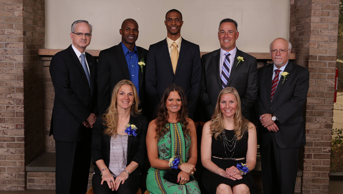 The Hofstra Athletics Hall of Fame Class of 2013