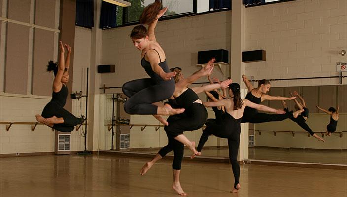 Dance Program dancers