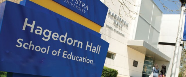 Hagedorn Hall, School of Education