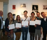 Fine Arts student Art Show