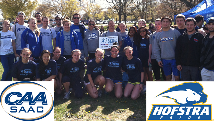 Hofstra To Host CAA SAAC Leadership Summit