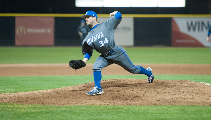 BB: Burg Named First Team Academic All-American