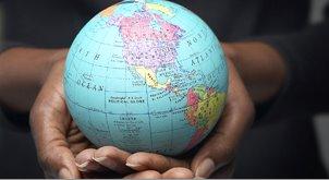 CCE globe