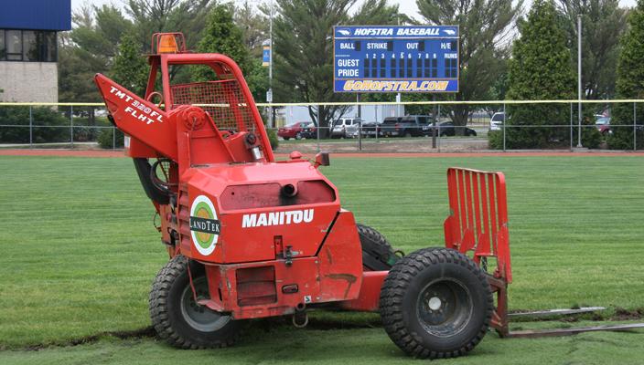 Baseball And Soccer Turf Replacements Begin At Hofstra