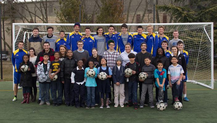 Spring Hofstra Athletics Community Service Recap