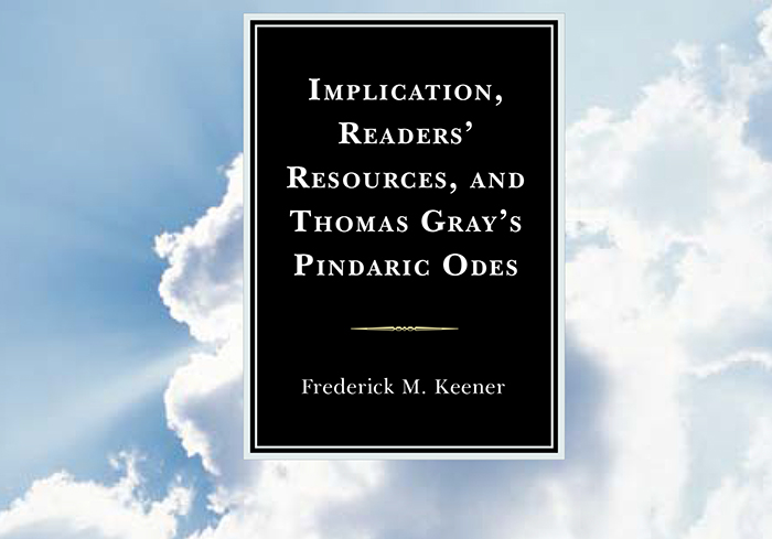 Frederick Keener book