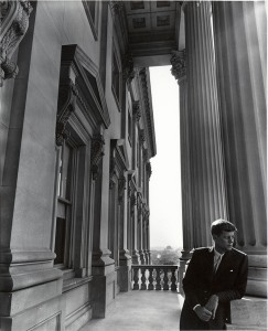 Arnold Newman, John F. Kennedy print