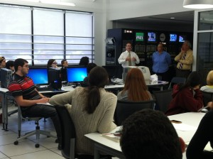 Hofstra's Larry Levy and Newsday's Joye Brown share tips on how to pitch and break stories.