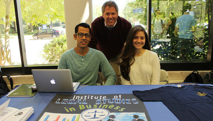 Undergraduate Business Club Fair
