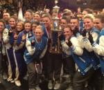 Hofstra dance team