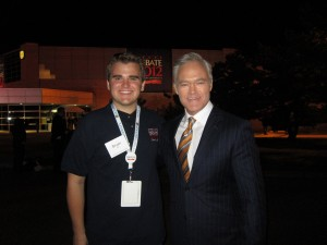 Bryan Kugler and Scott Pelley