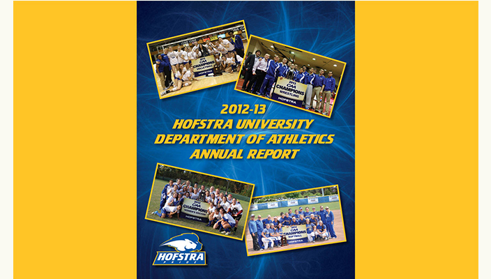 Hofstra Athletics Annual Report