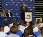 Hofstra Hosts Basketball Media Day