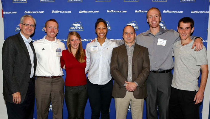Cashman Leads Off CAA SAAC Leadership Summit