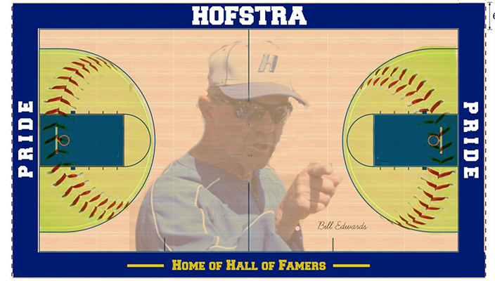 Hofstra Basketball Court Design Contest - Update