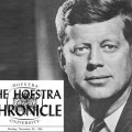 Hofstra Chronicle on the Assassination of JFK