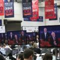 Debate 2012 media center