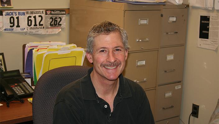 Professor Steven Frierman