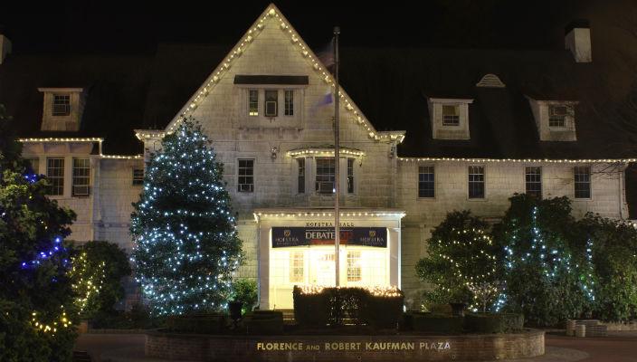 holiday tree lighting 2012