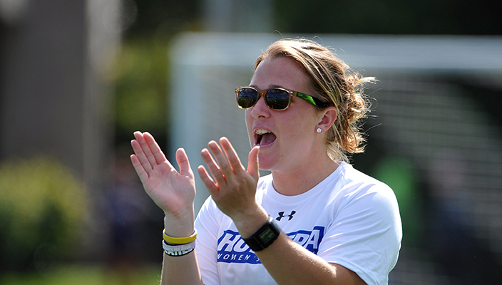 Shannon Smith Looks to Continue Success With Hofstra in Year Two