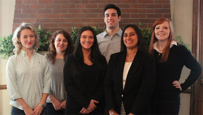 Washington Seminar Students