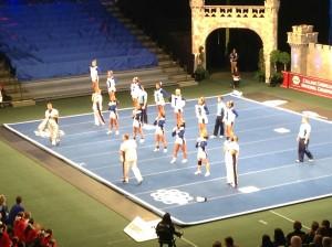 2014 HU Cheer Team