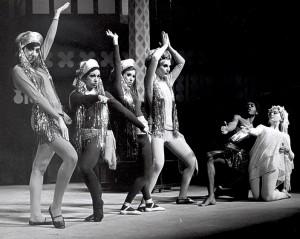 """""""The Comedy of Errors"""" - 1969 Hofstra Shakespeare Festival"""