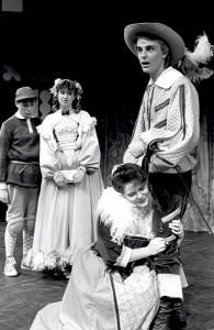 """""""The Comedy of Errors"""" - 1987 Hofstra Shakespeare Festival"""