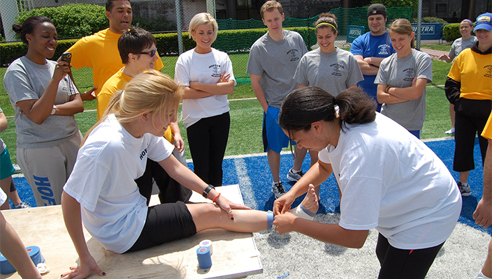 Athletic Training top colleges for communication