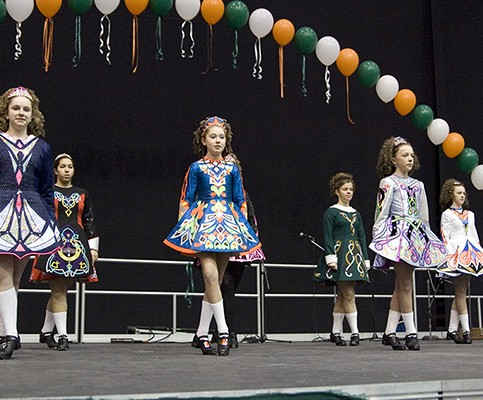 Hirten Irish Dancers