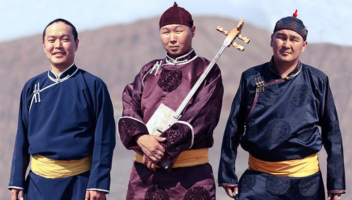 The Alash Ensemble