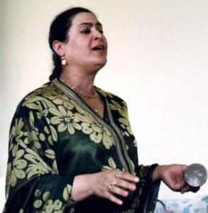 Moroccan singer