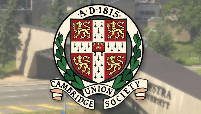 Cambridge Union Society