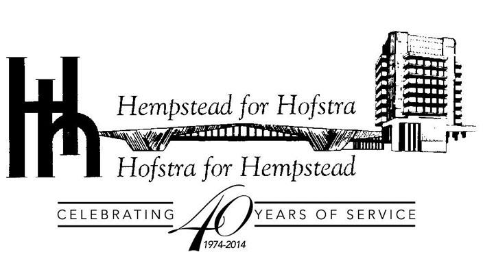 Hempstead for Hofstra logo