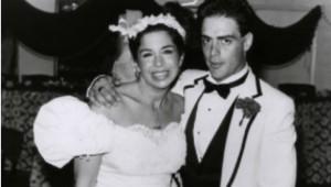 The original Tony and Tina - Mark Nassar and Nancy Cassaro, both Class of '81