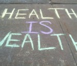 Health is Wealth rs