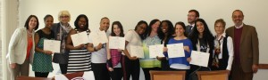 SUS DSL students and faculty