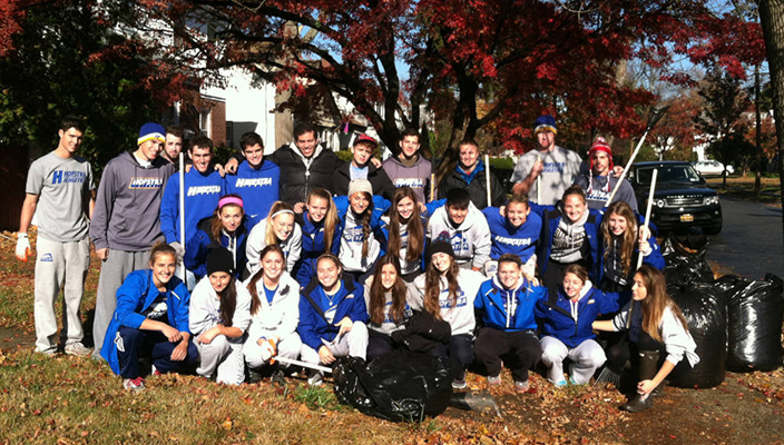 Hofstra Athletics Recognized At Student Leadership Awards Event