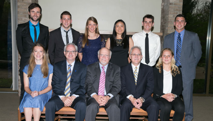 Hofstra Athletics Celebrates 2013-14 At Awards Banquet