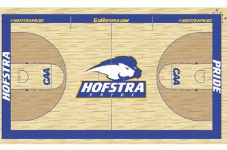 Hofstra Announces Winners In Basketball Court Design Contest