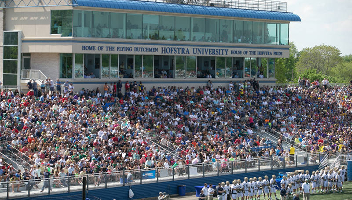 Record Crowd Sees Maryland and Notre Dame Advance to The NCAA Semifinals
