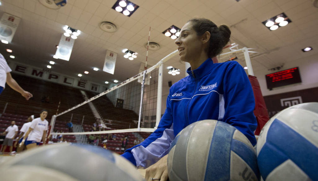 Mansur Named Head Volleyball Coach
