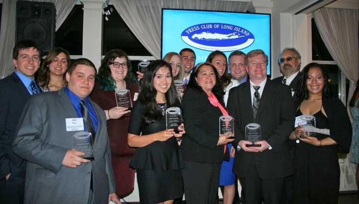 PCLI Hofstra Award Winners