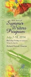 Summer Writers