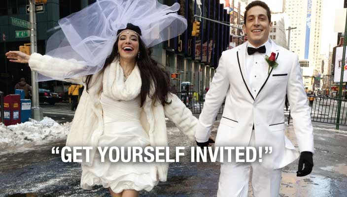 Hofstra Alums Stage Revival of Tony n' Tina's Wedding
