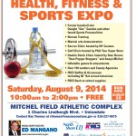 Health, Fitness and Sports Expo v2 8.5 x 11 R