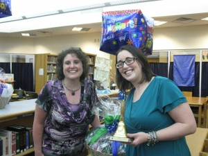Samantha Rozakis - Teacher of the Year