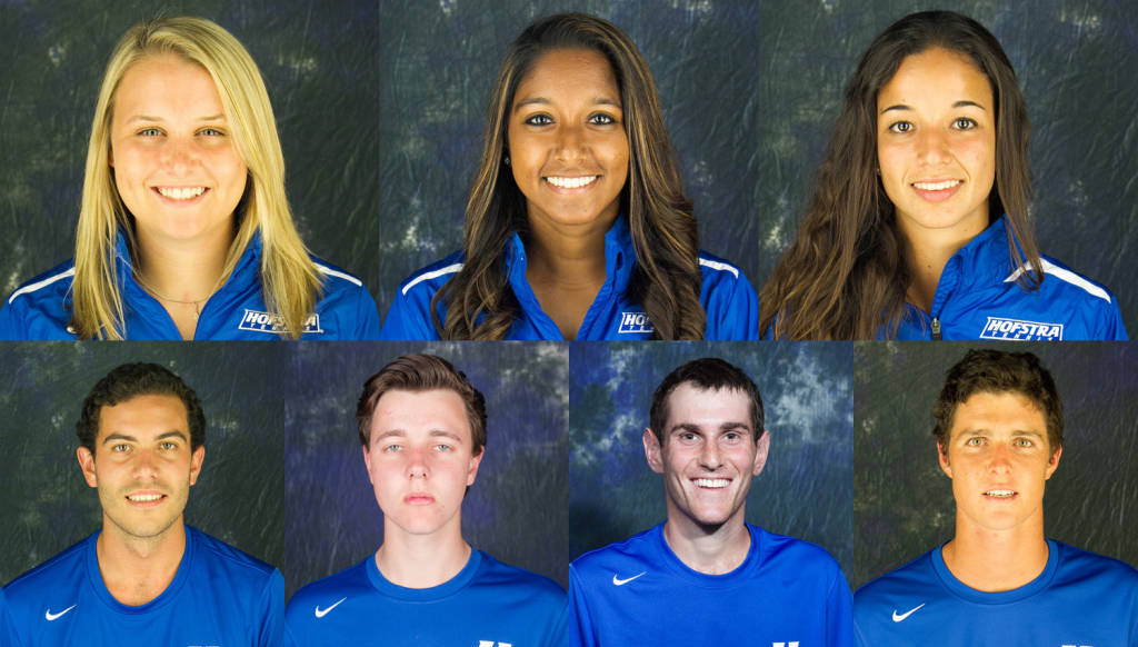 Seven Named To ITA All-Academic Team