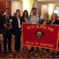 Zarb delta pi golden challenge 2014 rs