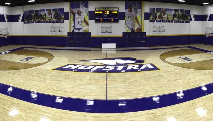 Hofstra Basketball Practice Facility